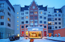 Отель «Park Inn by Radisson Rosa Khutor» Красная поляна